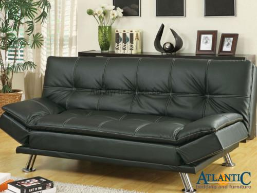 Manhattan Black Sofa Bed