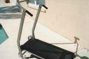 manual treadmill - $40 (kissimmee)