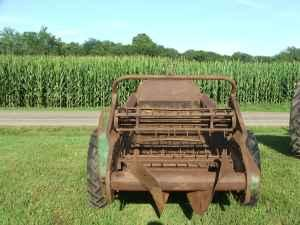 Manure Spreader - $750 (Knox Co.)