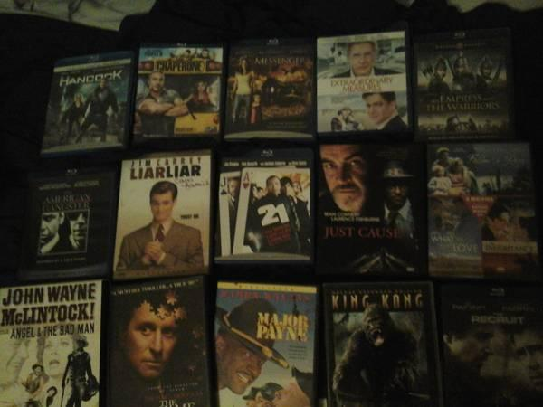 Used Dvds For Sale >> Many Used Dvds Blu Ray For Sale Blu Rays 1 00 Dvds 1 00 1