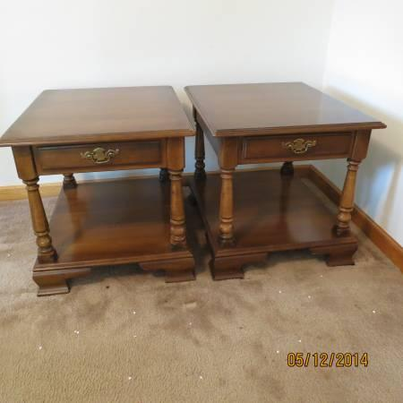 Maple Coffee Table And End Tables For Sale In Haddam Connecticut Classified