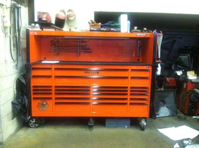 Marco Tools 6s 4 Bay Tool Box Quad Box For Sale In Frazer