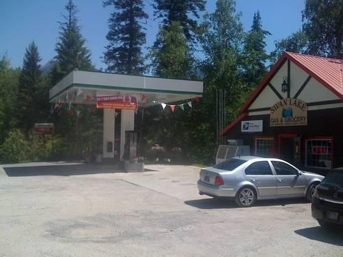 Marina Rv Campground Resort On Flathead Lake Near Bigfork