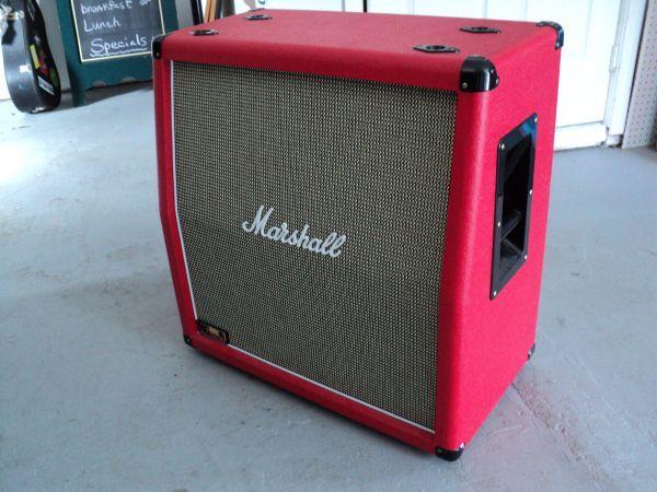 Marshall 412 Cab - $300 Eugene