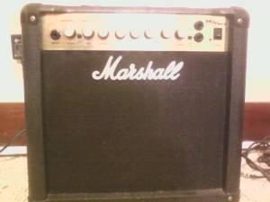 Marshall Amp - $80 (Greenville, IL)