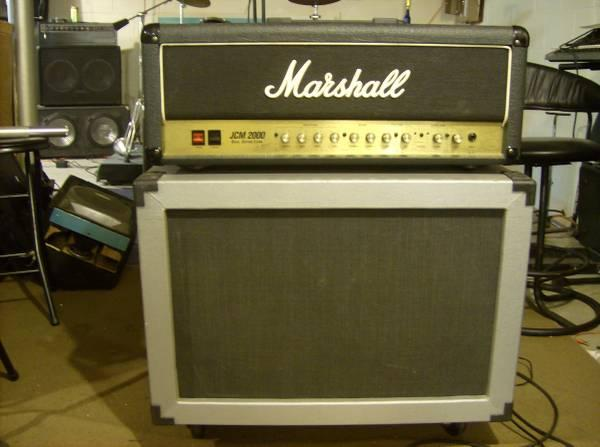 Marshall dsl 100 w 2x12 cab english v30 39 s for sale in for Marshalls cincinnati oh