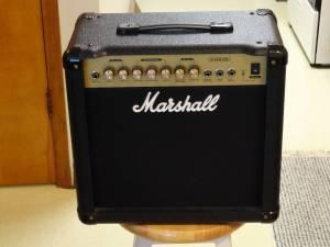 marshall g15 rcd 15 watt practice amplifier grand haven 49417 for sale in muskegon michigan. Black Bedroom Furniture Sets. Home Design Ideas