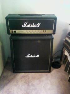 Marshall JCM 800- 100w AVT 412 - $1300 Eugene