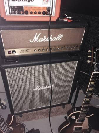 Marshall JCM800 Guitar Head Amp 1983 Brown Face JCM 800