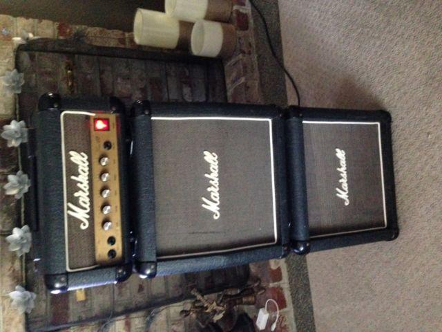Marshall mini full stack