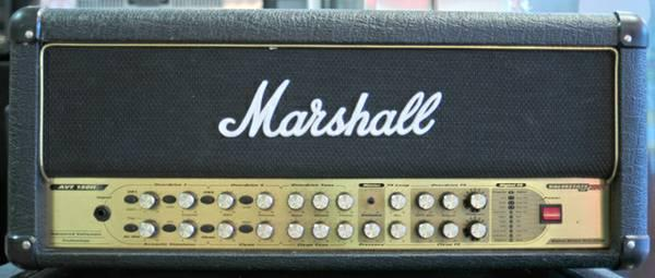 marshall valvestate 2000 avt 150h 150w 4 channel guitar amplifier head for sale in richmond. Black Bedroom Furniture Sets. Home Design Ideas