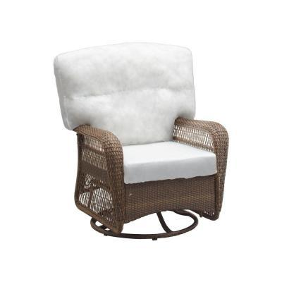 Admirable Martha Stewart Living Charlottetown 2012 Brown All Weather Uwap Interior Chair Design Uwaporg