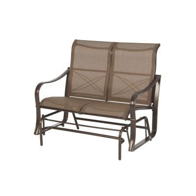 Martha Stewart Living Grand Bank Patio Double Glider