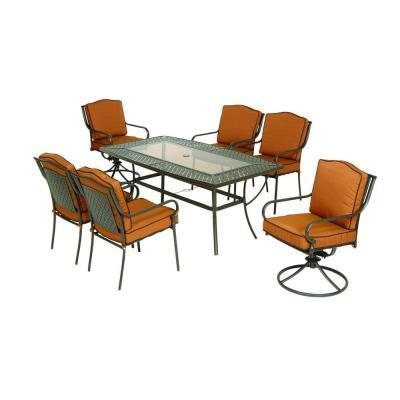 Martha Stewart Living Mallorca Ii Patio Dining Chairs 6