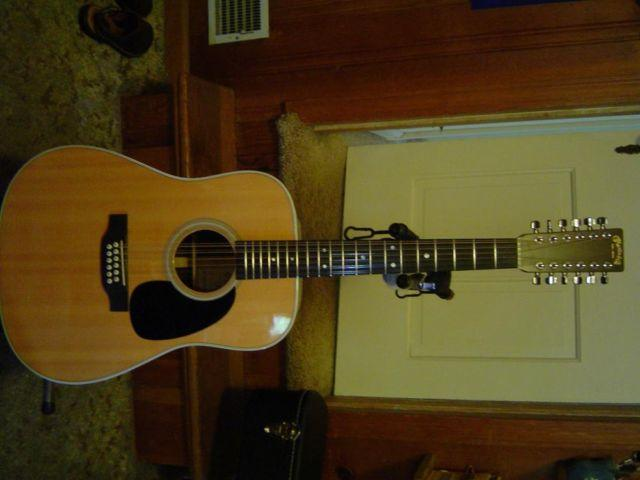 martin d12 28 25th anniversary 12 string guitar w hsc for sale in dayton ohio classified. Black Bedroom Furniture Sets. Home Design Ideas