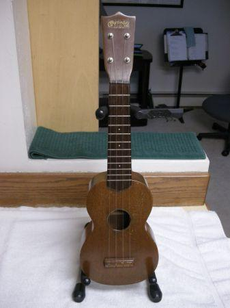 MARTIN O SOPRANO UKULELE 1930s EXC. CONDITION Anchorage