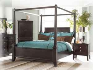 Martini Suite King Canopy Bedroom Suite 2530 Dixie Hwy For Sale In Louisville Kentucky