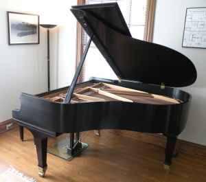 Mason  Hamlin Grand Piano - $8500 Auburn,GA