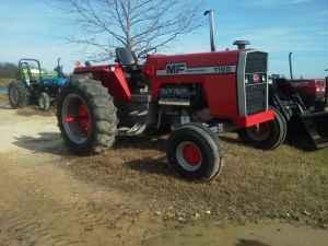 Massey Ferguson 1155 V-8 Diesel POWER - (Pine Hall) for Sale in