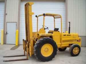 Massey Ferguson 2500 Forklift Berlin For Sale In