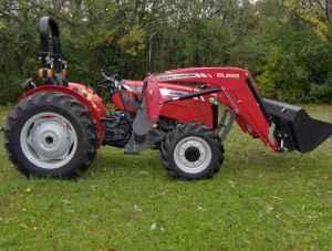 Massey Ferguson 2605L 4WD Tractor - $21000 (Walbridge)