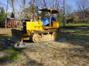 Massey Ferguson 300 Dozer - $12500 (Webster)