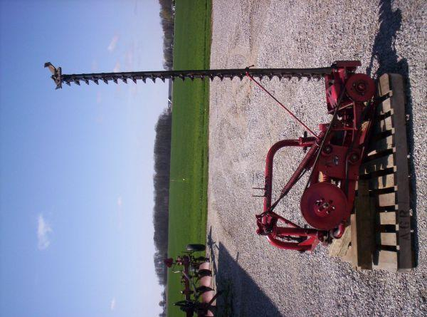 Massey Ferguson 3pt. Hitch 7ft. Sickle Bar Mower - $1275 Auburn