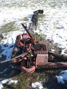 Massey Ferguson Sickle Mower, Back Blade - (Equinunk, Pa) for Sale