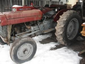 Massey Ferguson Tractor - (Equinunk, Pa) for Sale in