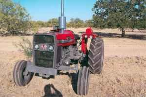 Massey Ferguson Tractor Marble Falls For Sale In