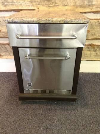 Master Forge Modular Outdoor Refrigerator For Sale In