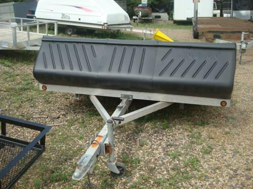master tow dolly trailer w 2 quot hitch for sale in hallie wisconsin classified