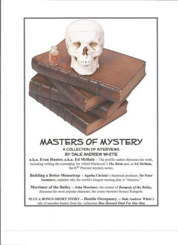 MASTERS OF MYSTERY: A Collection of Interviews