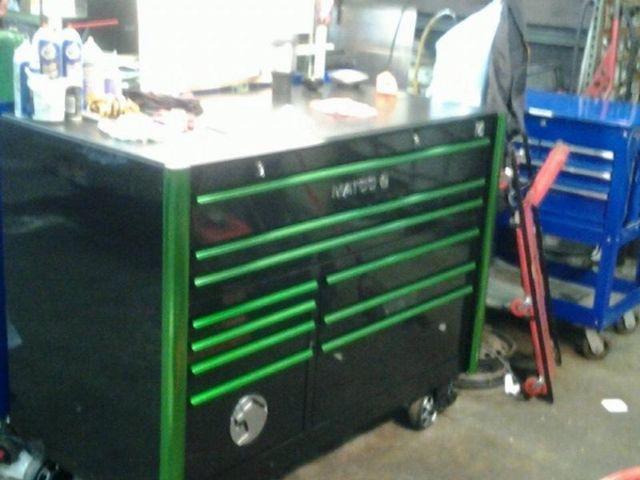 Matco 6S Tool box!