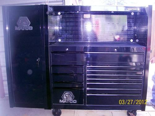 Matco Tool Box For Sale In Crossville Alabama Classified