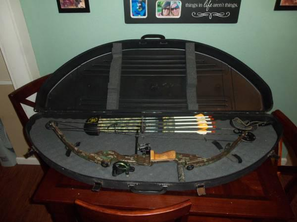 MATHEWS FEATHER-LITE COMPOUND BOW - $150