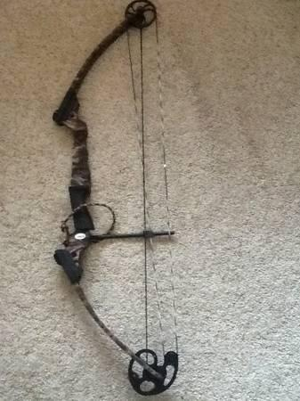 Mathews genesis kids competition bow - $130