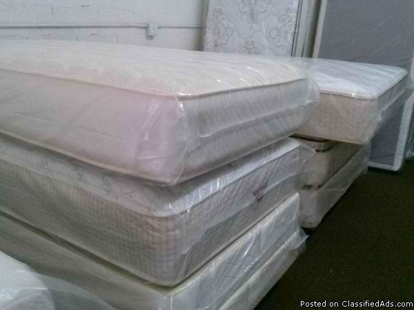 MATTRESS BEDS 4SALE CAMAS COLCHONES PILLOWTOP PLUSH REGULAR KING