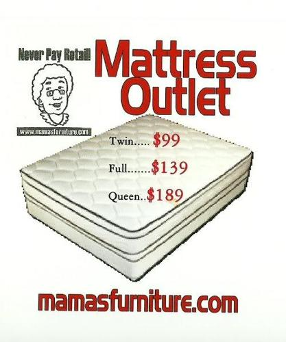 Mattress Outlet (Mamas Furniture Savannah For Sale In Statesboro, Georgia