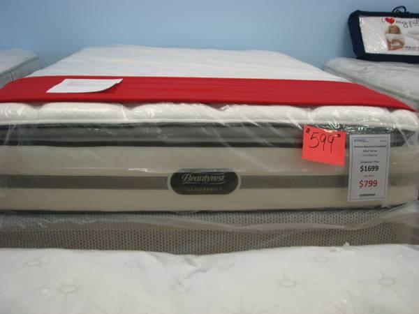 Beautyrest Mattress Hospitality Collection Mattress Red Tag Sale Event! Premium Mattresses at Incredible Savings ...