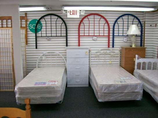 MATTRESS WAREHOUSE CLEARANCE ECONOMY BEDDING LLC for