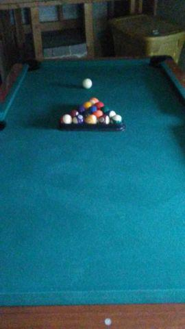 Coin Operated Pool Table For Sale In Indiana Classifieds Buy And - Maverick pool table