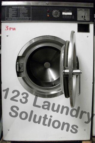 Maytag AT18MC1 Front 120v Load Washer Stainless Steel