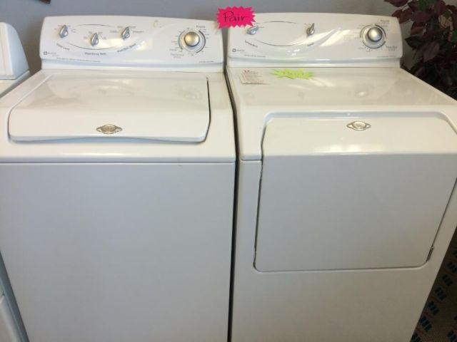 maytag atlantis washer u0026 dryer set pair used