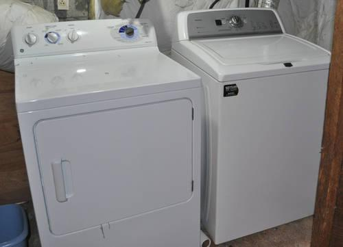 Maytag Bravos Washer Amp Ge Dryer Billings Heights For