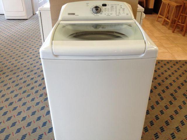 Maytag Bravos White Washer Washing Machine Used For