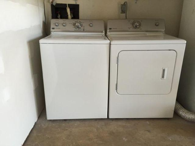 Maytag Centennial Washer And Dryer For Sale In San Antonio