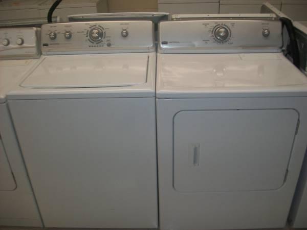 Maytag Centennial Washer Dryer Set 475