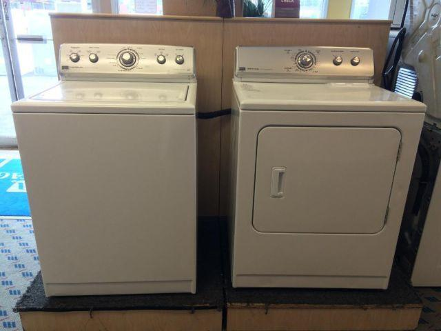 Maytag Centennial Washer Amp Dryer Set Pair Used For