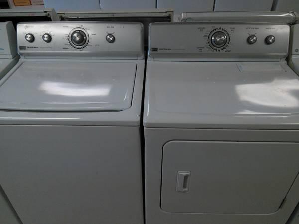 Maytag Centennial Washer Dryer Set Wd7 335